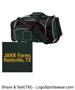 JAKK FARMS BAG Design Zoom